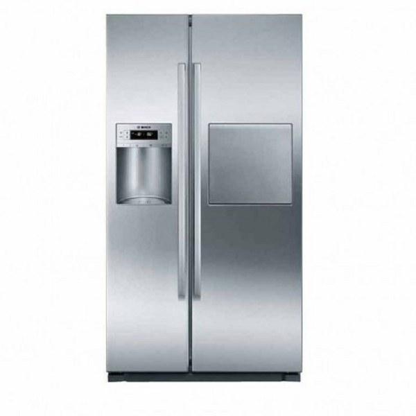 تصویر یخچال فریزر ساید بای ساید بوش مدل KAD80A404 Bosch refrigerator KAD80A404