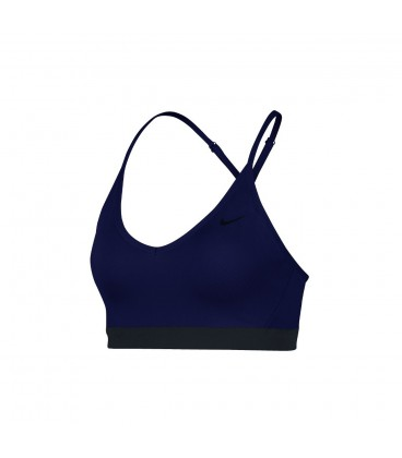 نیم تنه زنانه نایک سورمه ای Nike Indy Women Light-Support Sports Bra 878614-492