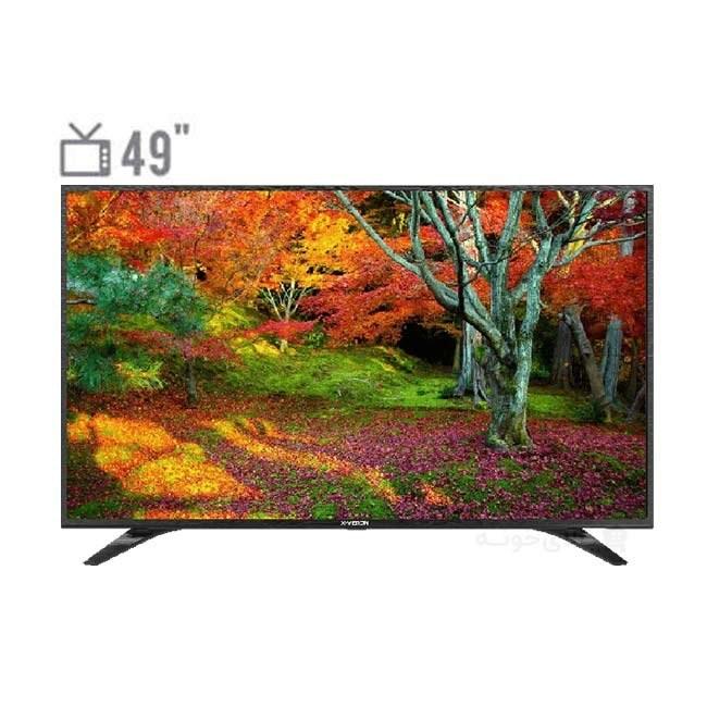 عکس تلویزیون 49 اینچ ایکس ویژن مدل XT530 X.Vision 49XT530 TV تلویزیون-49-اینچ-ایکس-ویژن-مدل-xt530