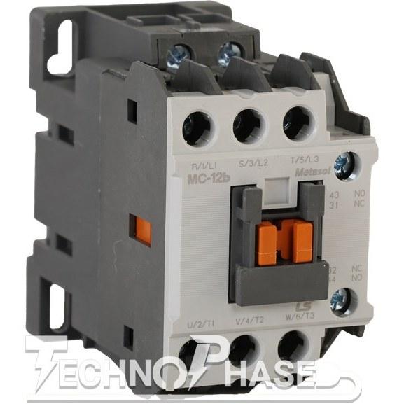 تصویر کنتاکتور 32 آمپر (220V) LS مدل MC-32a