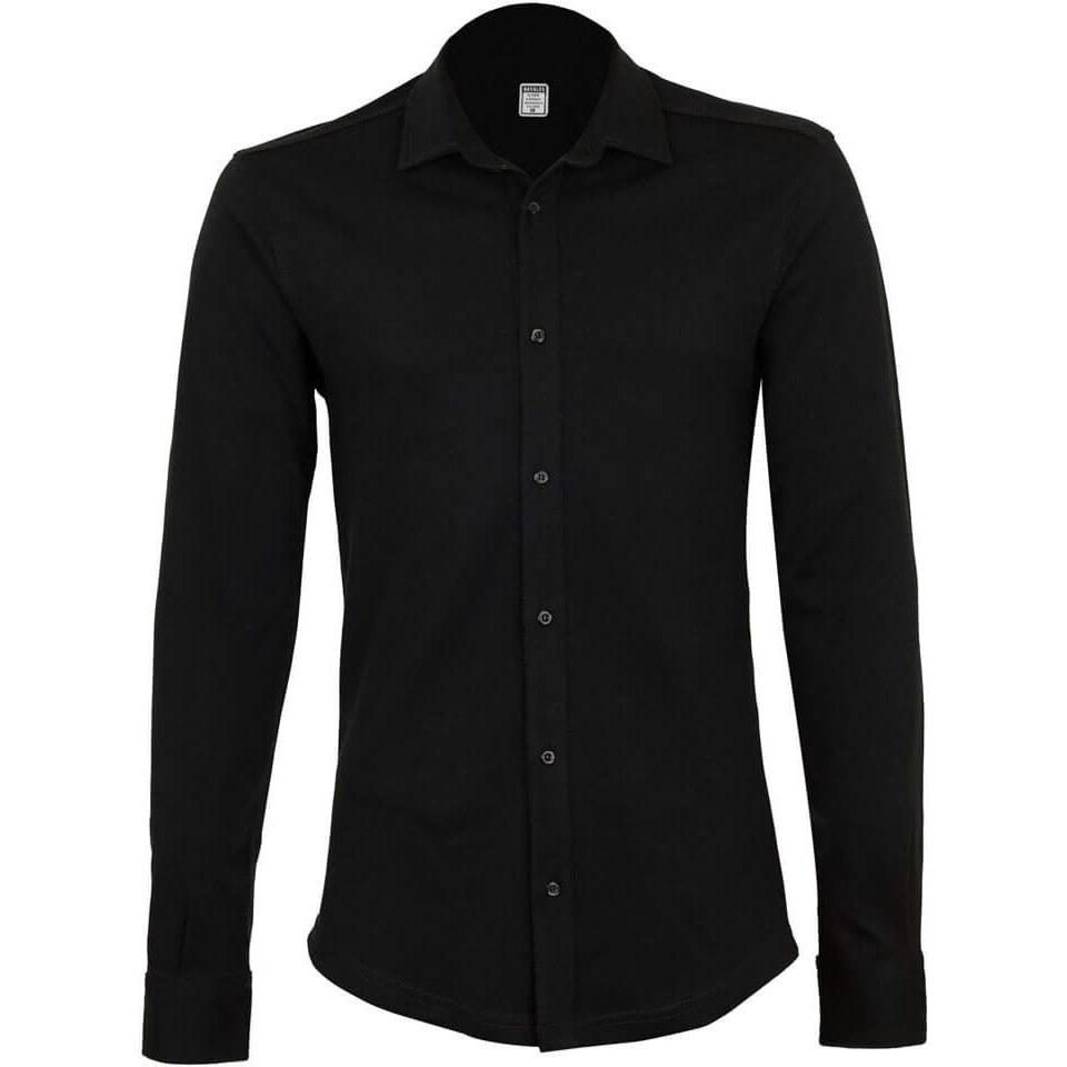 تصویر پیراهن مردانه مدل SHTRIC_BKناوالس ا Navales Shirt For Men Navales Shirt For Men