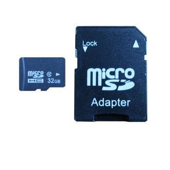 کارت حافظه microSDHC دکتر مموری مدل Ultra کلاس 10 سرعت 90MBps ظرفیت 32 گیگابایت به همراه آداپتور SD