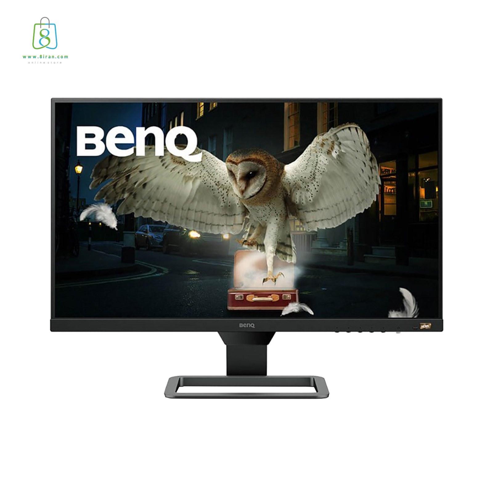 تصویر مانیتور گیمینگ بنکیو 27 اینچ مدل EW2780 BenQ 27 inch monitor model EW2780