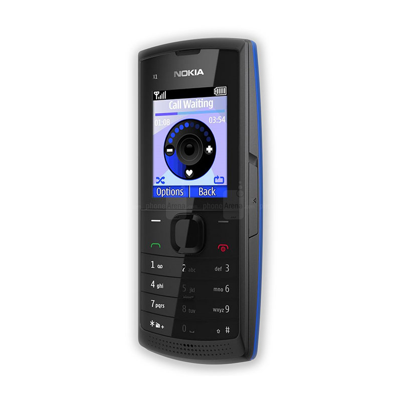 تصویر قاب و شاسی کامل گوشی نوکیا Nokia X1-00