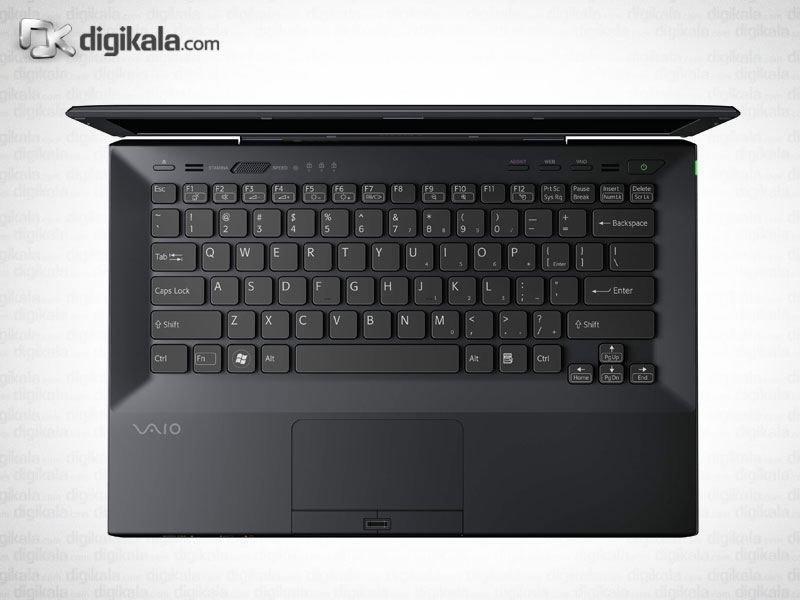 img لپ تاپ ۱۳ اینچ سونی VAIO SA3CGX Sony VAIO SA3CGX | 13 inch | Core i7 | 4GB | 500GB | 1GB