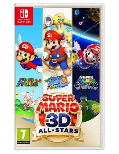 تصویر بازی Super Mario 3D All Stars کنسول Nintendo Switch