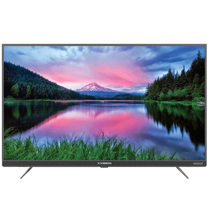 تصویر تلویزیون هوشمند ایکس ویژن 43XT745 X.Vision 43XT745 Smart LED TV 43 Inch