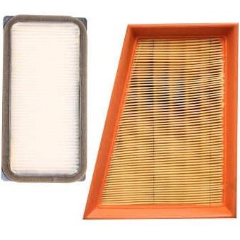 فیلتر هوا خودرو مدل L301 مناسب برای رنو L90 به همراه فیلتر کابین  