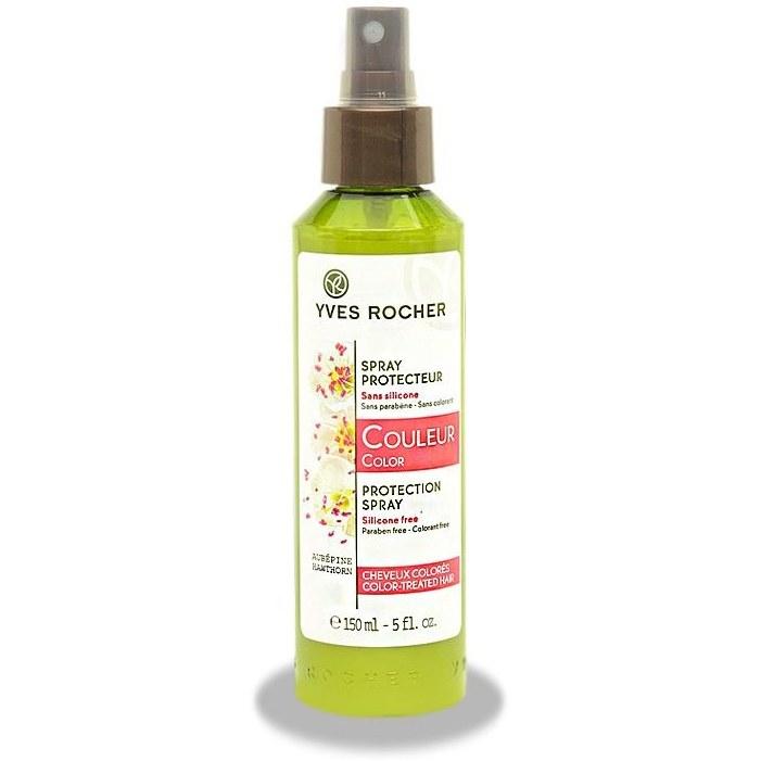 اسپری محافظ موی رنگی ایوروشه Yves Rocher Color Protect Spray