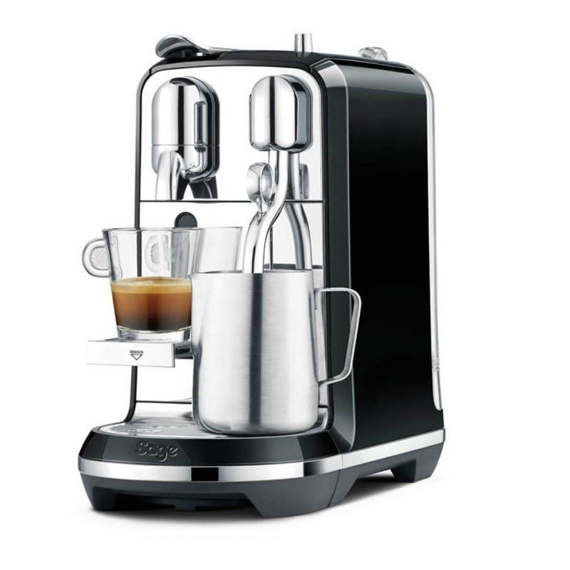 تصویر قهوه ساز کرتیستا پلاس استیل نسپرسو Nespresso Creatista plus قهوه ساز کرتیستا پلاس استیل نسپرسو Nespresso Creatista plus