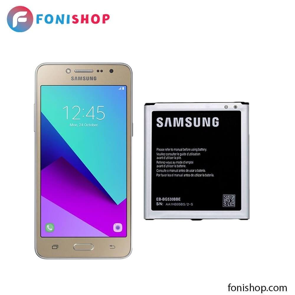 تصویر باتری اصلی سامسونگ Galaxy Grand Prime Plus (G532)