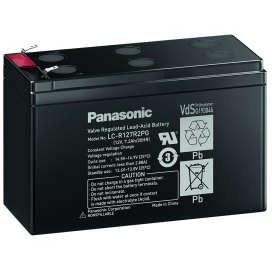 باتری یو پی اس 12 ولت 7.2 آمپر پاناسونیک مدل LC-R127R2PG |