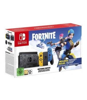 کنسول بازی نینتندو سوییچ باندل فورتنایت - Nintendo Switch Bundle Fortnite