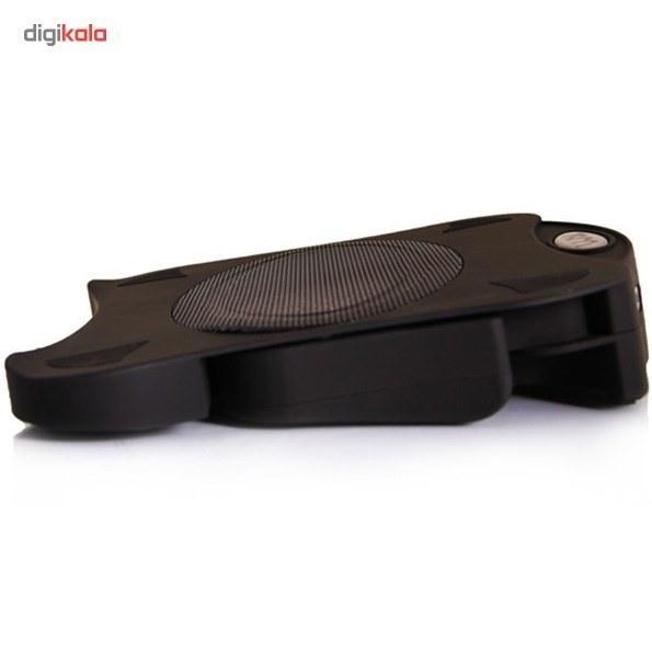 تصویر پایه خنک کننده تسکو مدل TCLP 3085S TSCO TCLP 3085S Coolpad