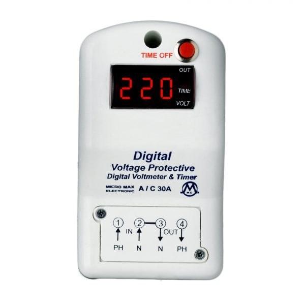 محافط ولتاژ میکرومکس الکترونیک مدل 1LD