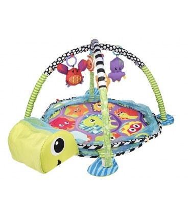 تشک بازی مدل 63530 طرح لاکپشت کد 1737 | 63530 Activity Gym