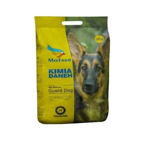 غذای خشک سگ نگهبان(نژاد بزرگ)، ۵ کیلوگرمی، برند مفید |