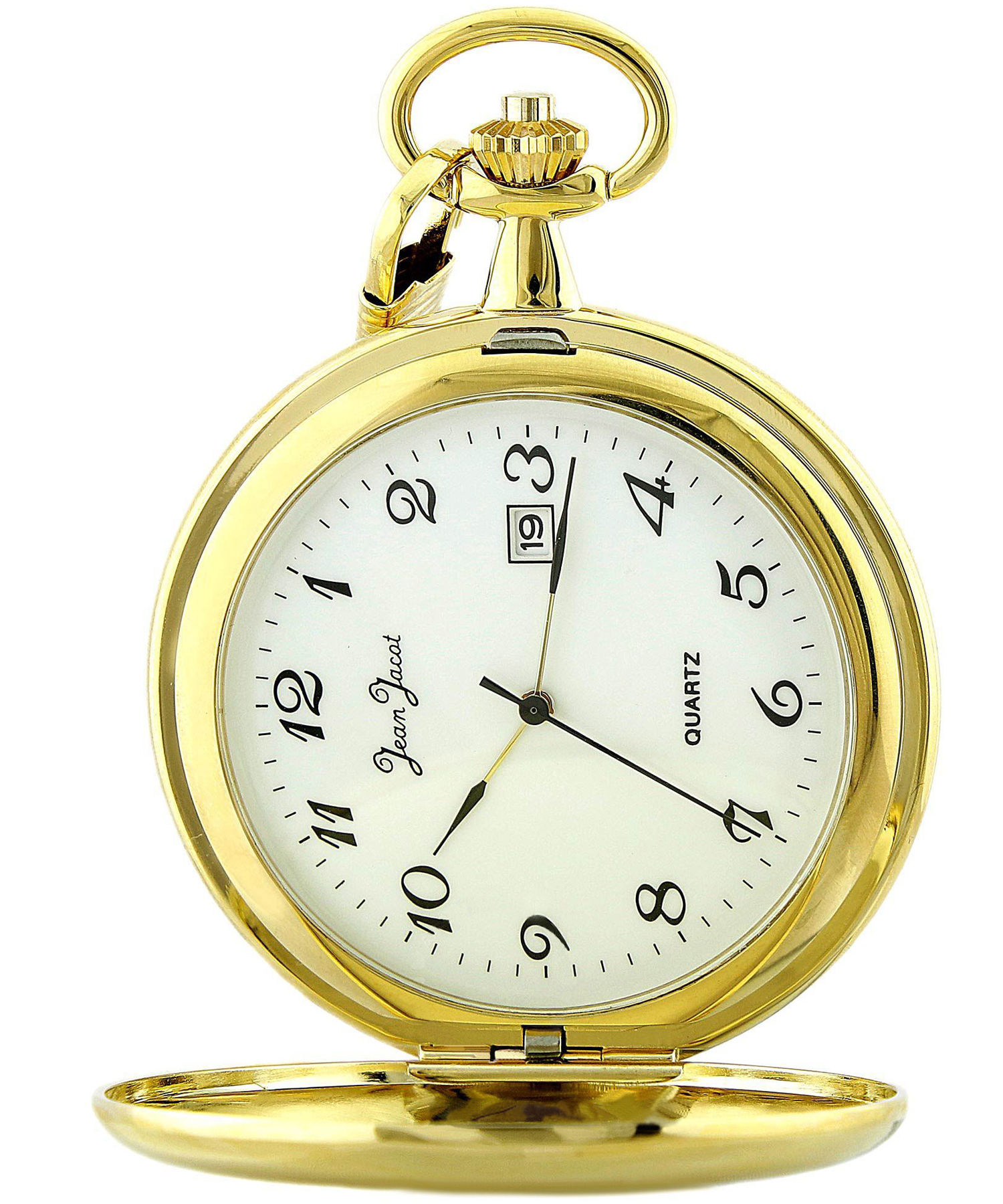تصویر ساعت جیبی مردانه ژان ژاکت ، کد 1042-QG