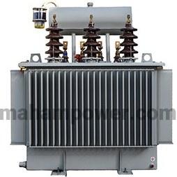 تصویر ترانسفورماتور 1600KVA روغنی 33KV