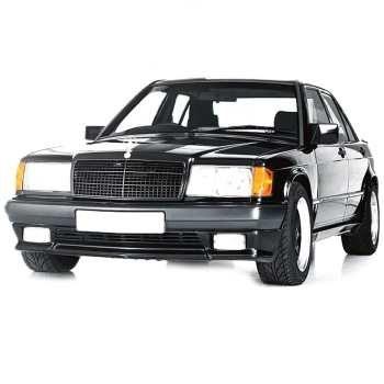 خودرو مرسدس بنز 190E دنده ای سال 1993 | Mercedes Benz 190E 1993 MT