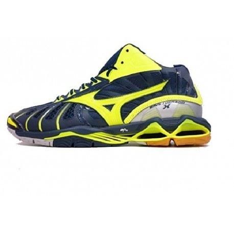 کفش والیبال مردانه میزانو مدلTornado X Mid