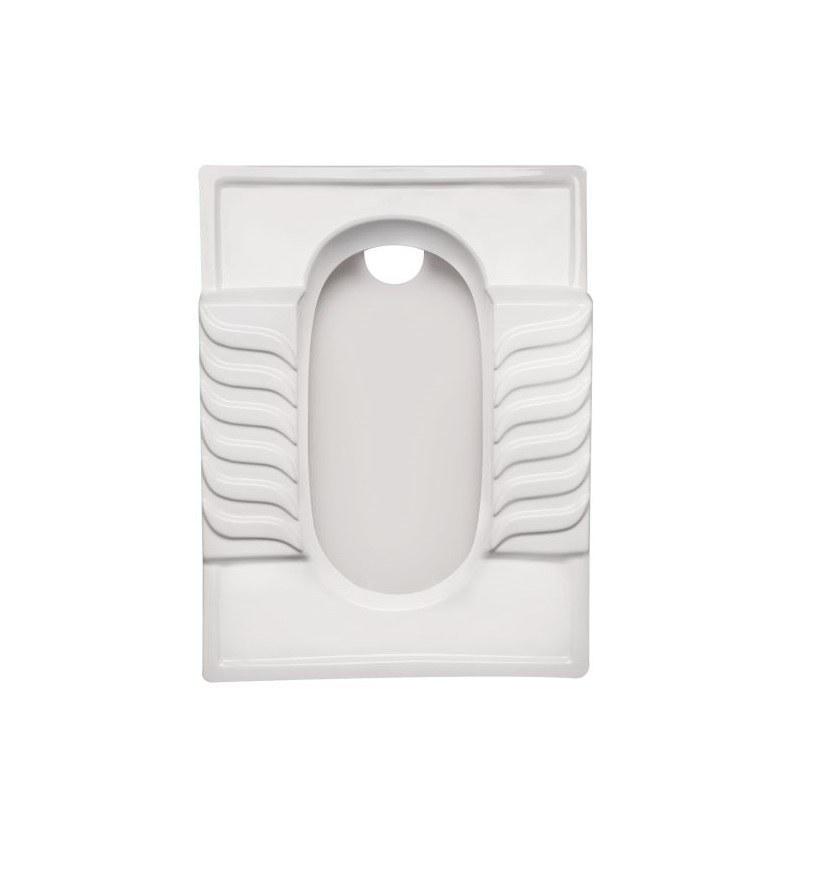 تصویر توالت زمینی مروارید مدل طبی النا توالت زمینی مروارید مدل طبی النا