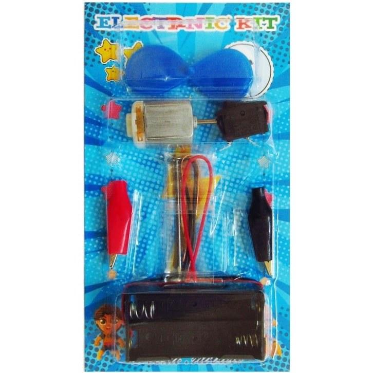 کیت الکتریکی آرمیچر و آهنربای الکتریکی |