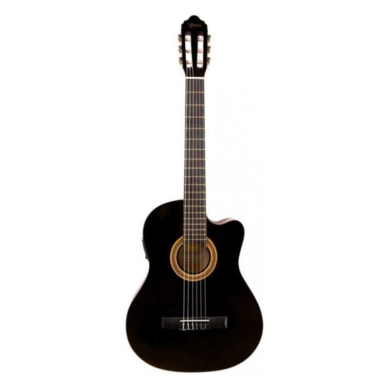 تصویر گیتار کلاسیک والنسیا مدل VC104CE-BK
