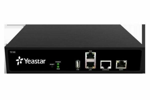 تصویر گیت وی ویپ یستار مدل جی اس ام TE100 Yeastar GSM TE100 Voip Gateway