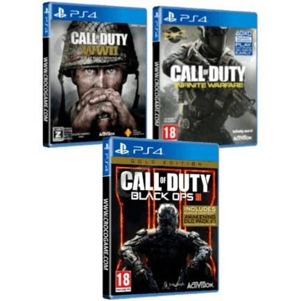 خرید کالکشن Call of Duty برای PS4