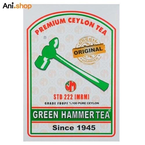 تصویر چای چکش سبز 500 گرم کد۶۵۹