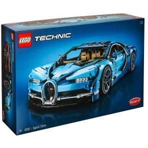 لگو سری Technic مدل Bugatti Chiron کد 42083 | Technic Bugatti Chiron 42083 LEGO