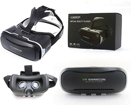 هدست واقیت مجازی مدل  VR SHINECON G02