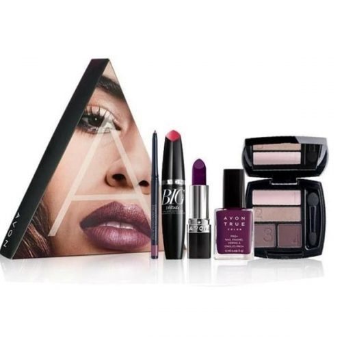 ست باکس A BOX میکاپ مثلثی ایوان | avon a pack makeup