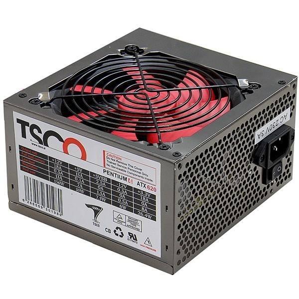 تصویر منبع تغذیه کامپیوتر تسکو مدل TSCO TP620W