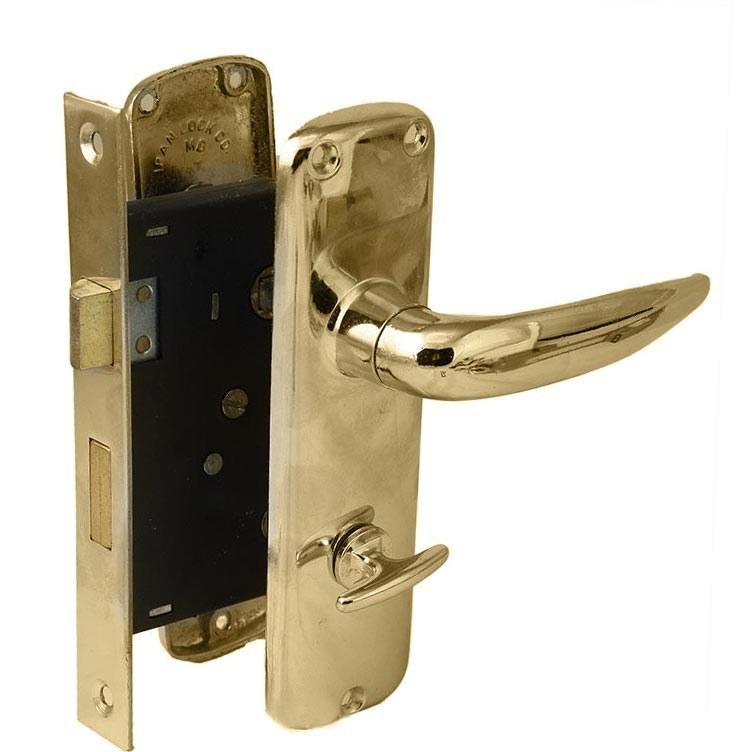 تصویر قفل و دستگیره کلیدی نوین(910)