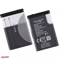 تصویر باتری اصلی نوکیا BL-5C تقویت شده مارک Battery Nokia BL-5C - MARK