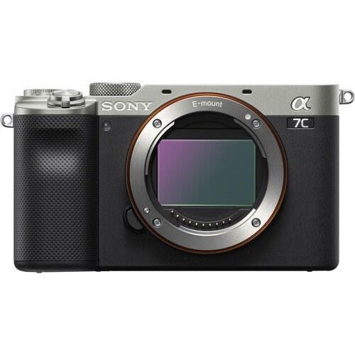تصویر دوربین دیجیتال سونی مدل  alpha a7C  Sony alpha a7C Mirrorless Digital Camera Body
