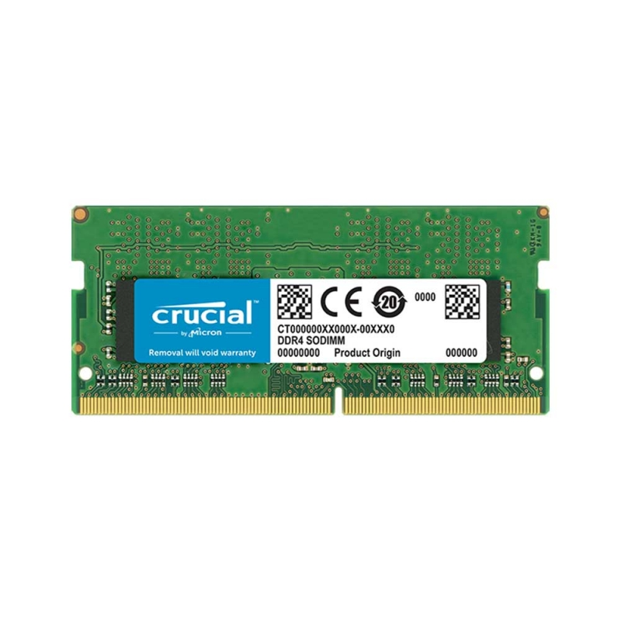 N.B Ram Crucial DDR4 8GB 2400 | رم لپ تاپی کروشیال
