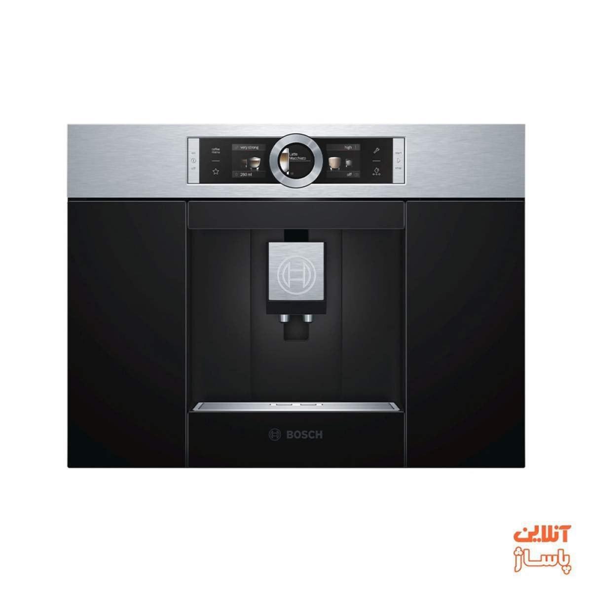 تصویر قهوه ساز بوش مدل CTL636ES1 Bosch CTL636ES1 Coffee Maker