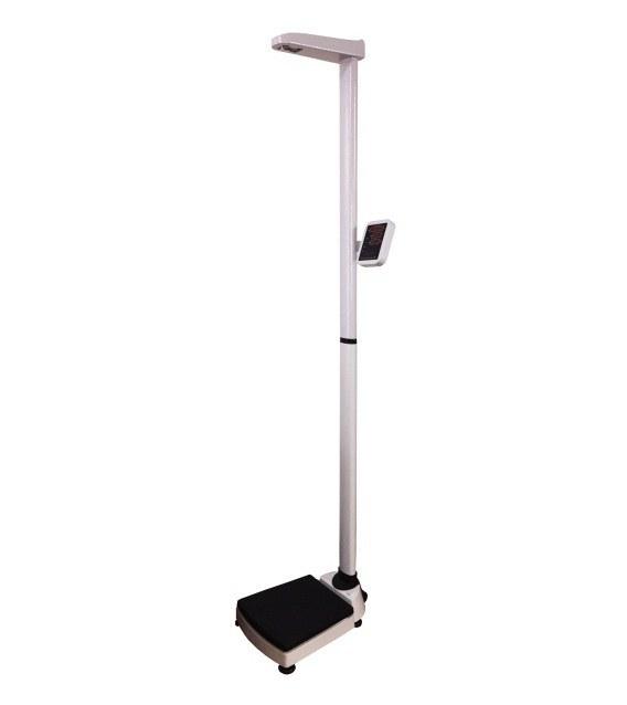 تصویر ترازوی قد و وزن بادی اسکیل مدل BS287 Body Scale Height measuring system BS287