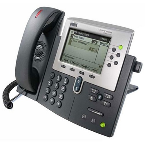 main images 7961G Wired IP Phone تلفن VoIP سیسکو مدل 7961G تحت شبکه