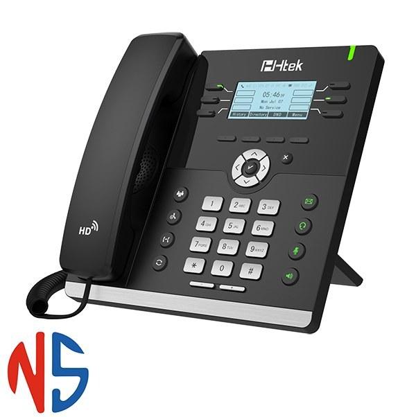 image گوشی تلفن تحت شبکه هنلانگ مدل Htek UC903