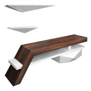 میز تلوزیون راهپود مدل Ureal