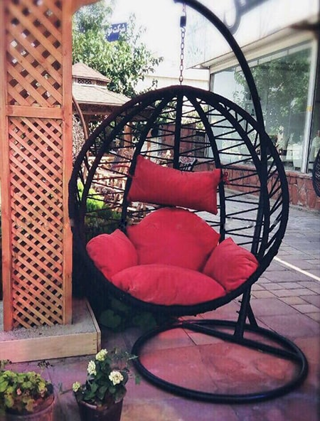 صندلی تابی (تاب ریلکسی) کد 45 – فروش ویژه