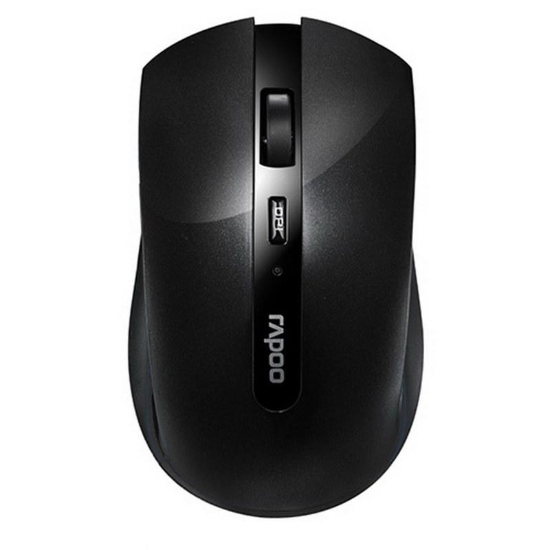 تصویر ماوس بی سیم رپو مدل 7200M Rapoo 7200M Wireless Mouse