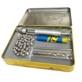مجموعه 5 عددی ابزار بوش فنر هلی کویل شمس مدل KSH08 |