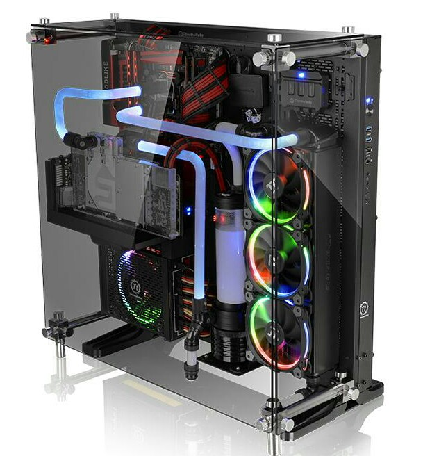 image کیس ترمالتیک مدل Core P۵ Tempered Glass Edition Thermaltake Core P5 Tempered Glass Edition Mid Tower Case