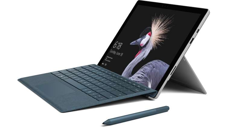 تصویر لپ تاب Microsoft Surface Pro 4