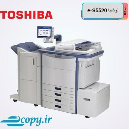 تصویر توشیبا e-S5520
